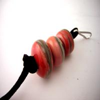 zipper pulls (K509)