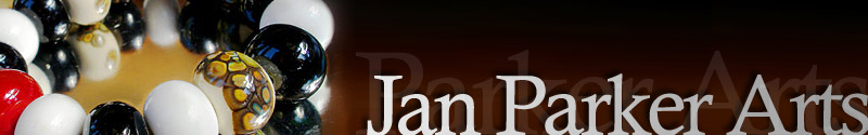 JanParkerArts.com Main Header